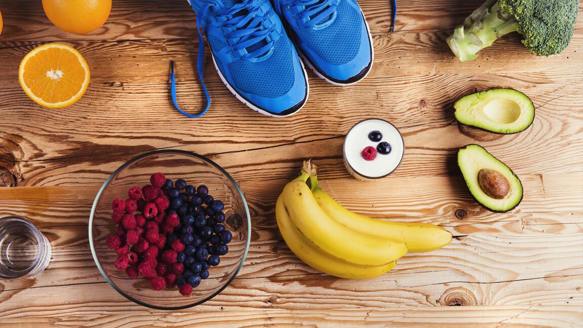 Importanza della alimentazione nello sport