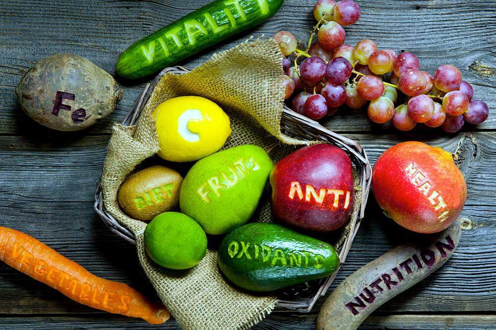 antiossidanti naturali contro lo stress ossidativo