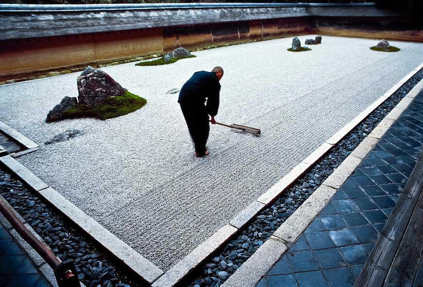 Chi non lavora non mangia - Storia Zen