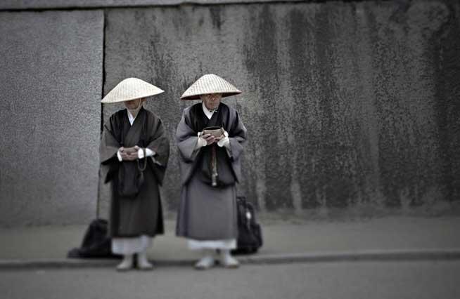 Storia Zen: Veri amici