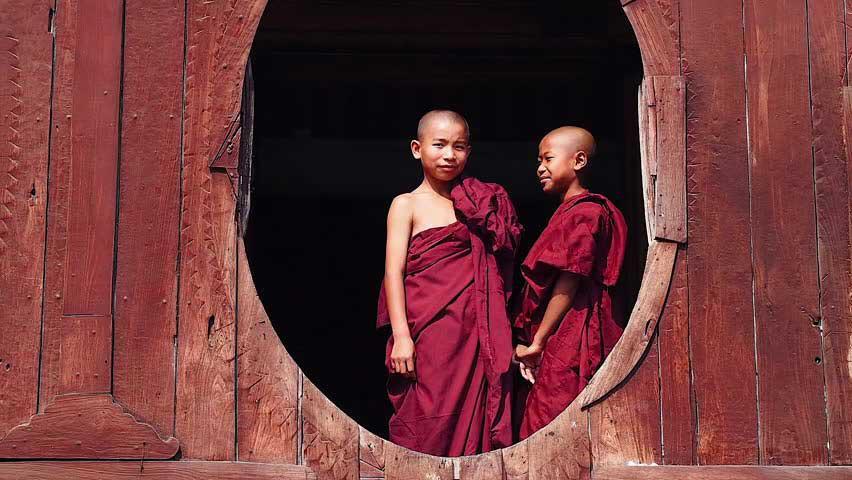 dialogo commerciale per trovare alloggio - storia zen