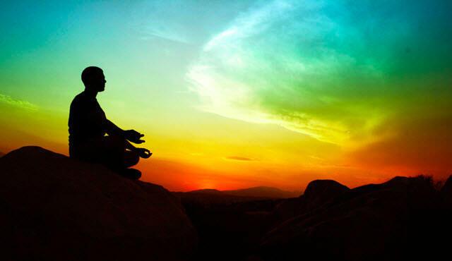 ridurre la frequenza respiratoria con la meditazione zen
