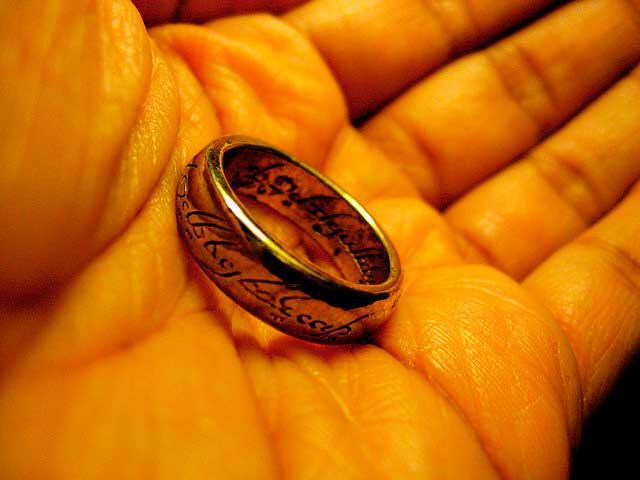 Il vero valore dell'anello