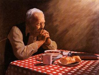 Il mangiare e bere - Khalil Gibran, Il Profeta