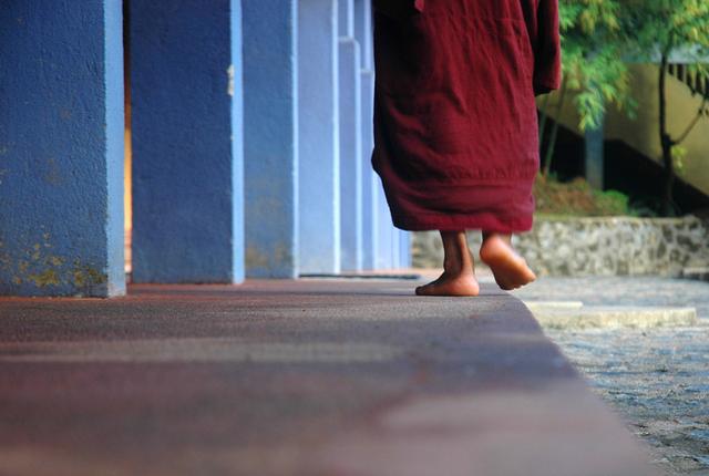 meditazione camminata zen