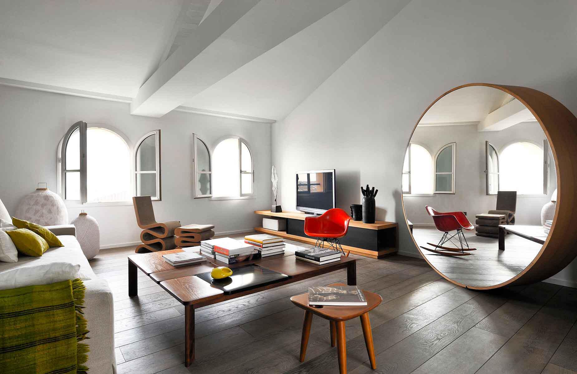 Rimedi Feng Shui: specchi e il loro utilizzo per una migliore energia in casa