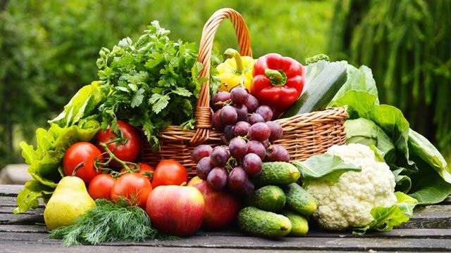 Invecchiamento del cervello: aiutarlo con frutta e verdura