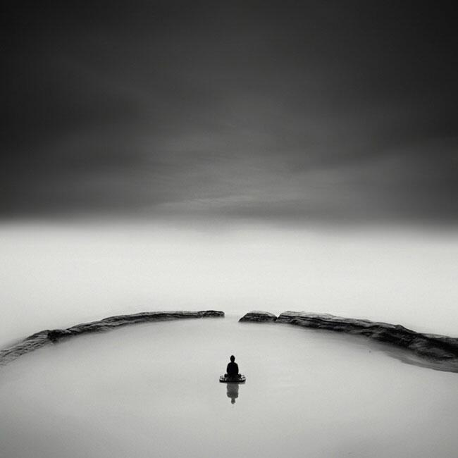 paura del silenzio: il dono del silenzio