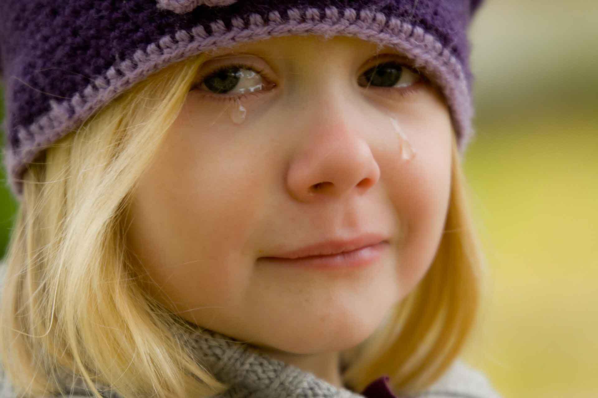 Pianto: le persone che piangono hanno una marchia in più?