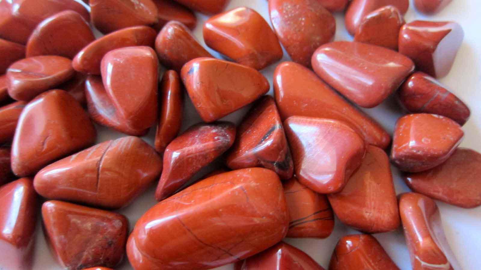 Come purificare diaspro rosso