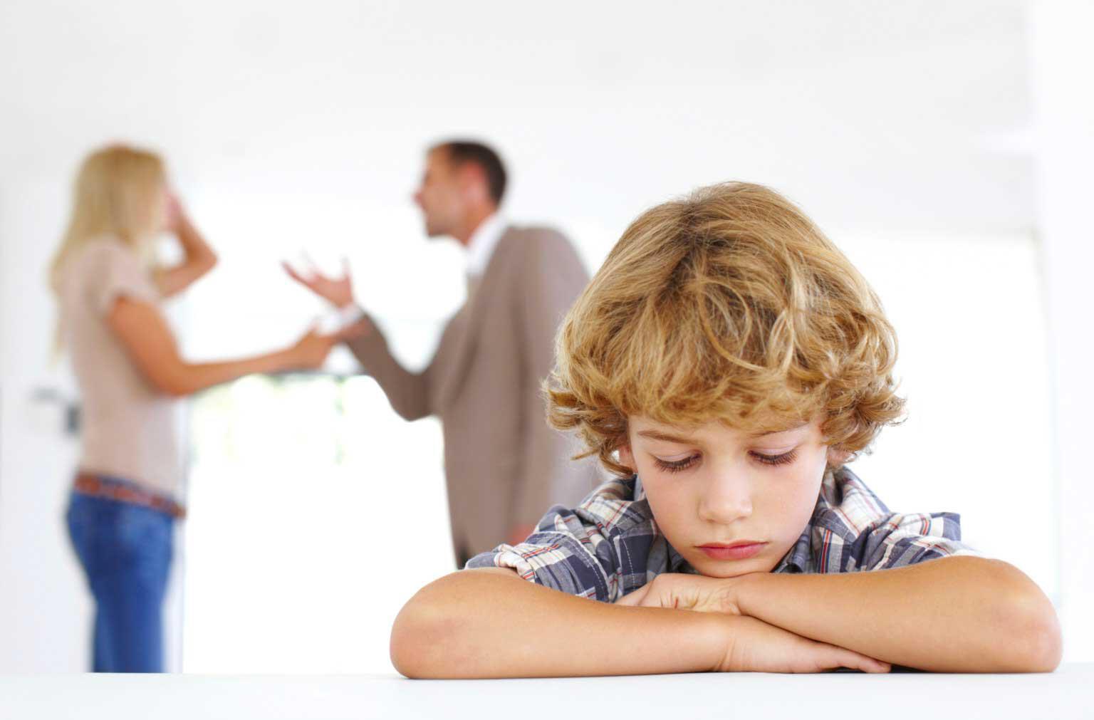 Cosa considerare prima di affrontare un divorzio con i figli piccoli?