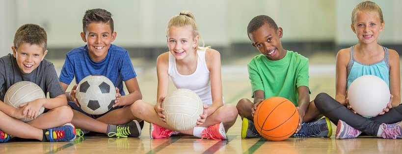 Sport di squadra per bambini o sport individuali?