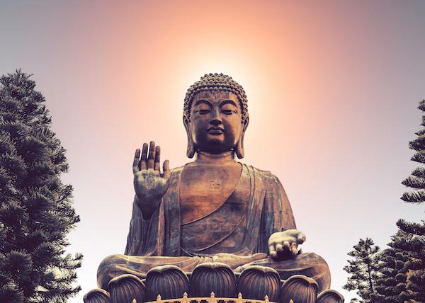 Il Buddha e le quattro nobili verità